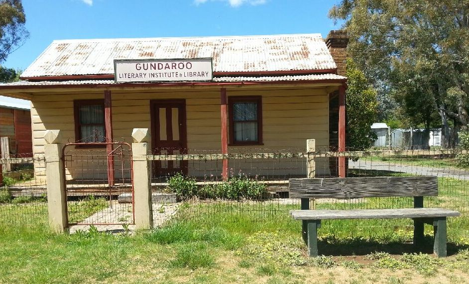 gundaroo - Gold mining town steeped in history