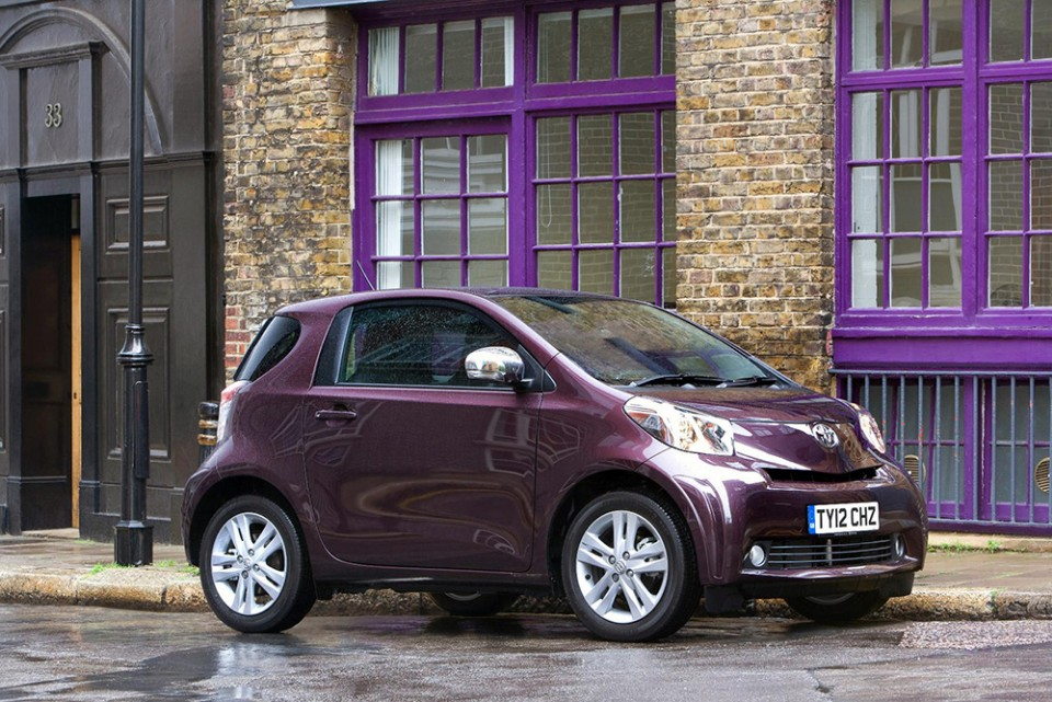 cars we don't get: toyota's tiny iq - iQ 7 - Cars we don't get: Toyota's tiny iQ