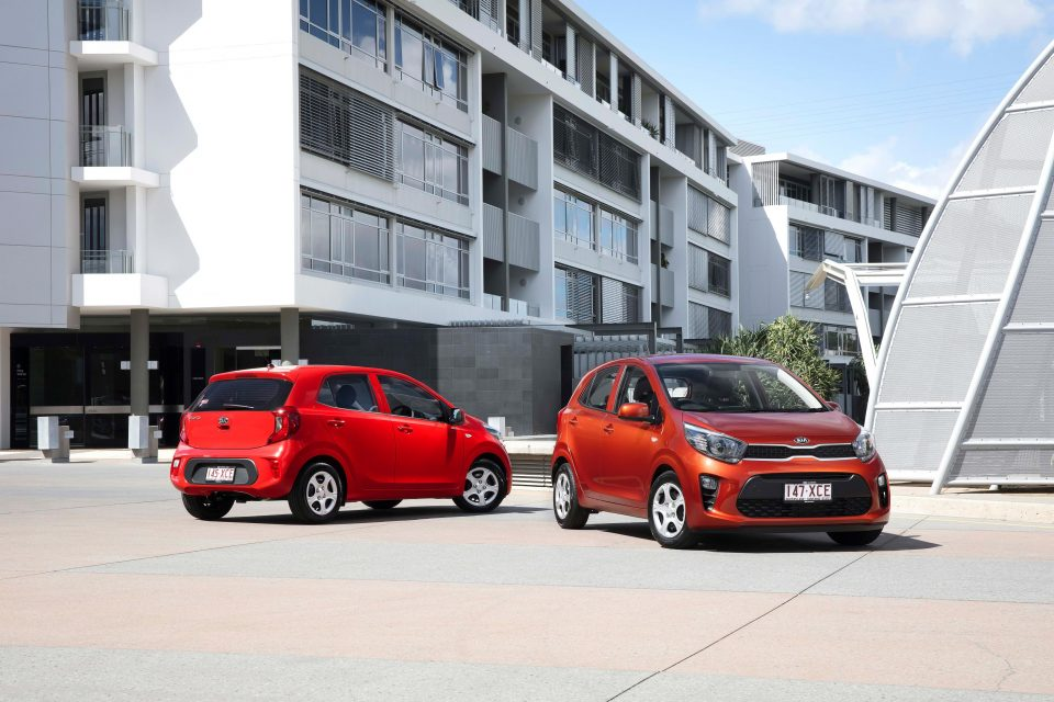 Pint-sized Picanto a little bottler