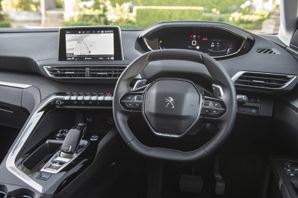 Peugeot 7-seater - first Aussie drive