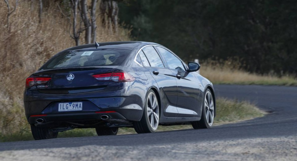 We drive the new, imported Commodore