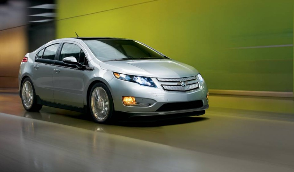 cars we don't get: chevrolet volt - image79621 b - Cars we don't get: Chevrolet Volt