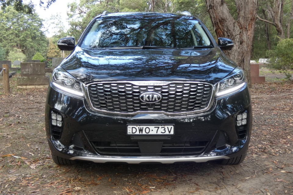 sorento - kia sorento gtline 10 - Kia Sorento: it's not clear cut