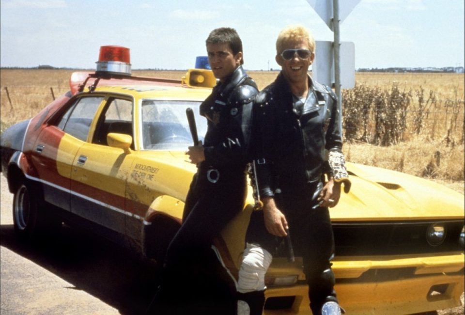 Mad Max Interceptor saved from wreckers