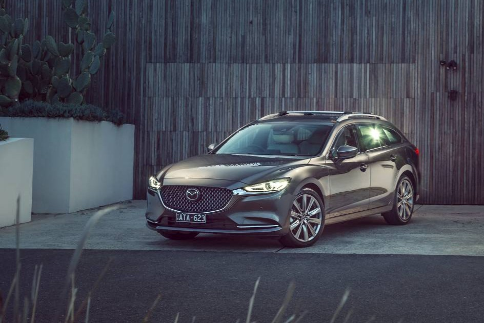 Turbo power for new Mazda6