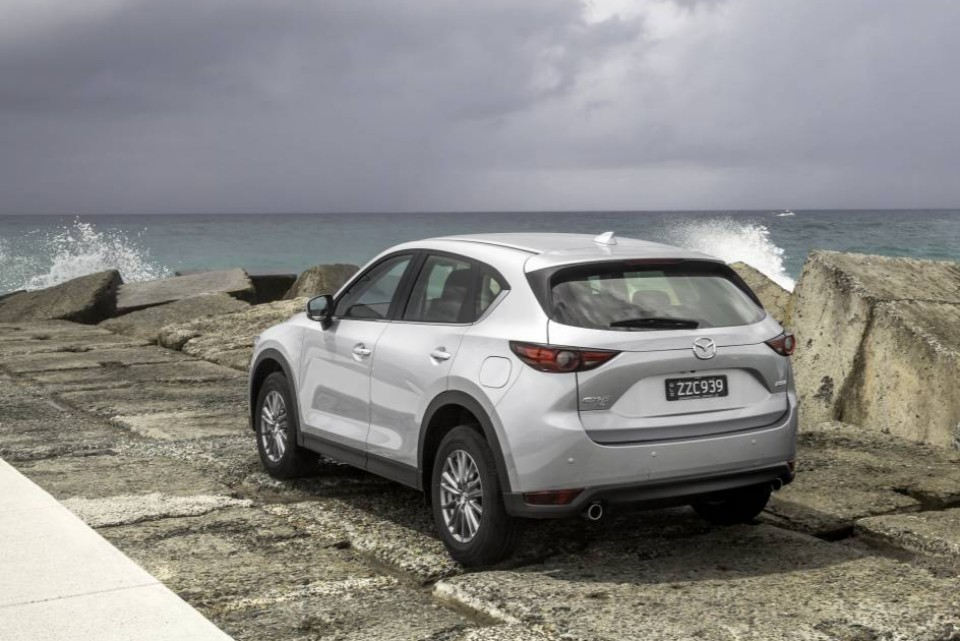 CX-5: price cuts and more power for diesel 2