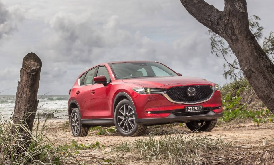 CX-5: price cuts and more power for diesel 1