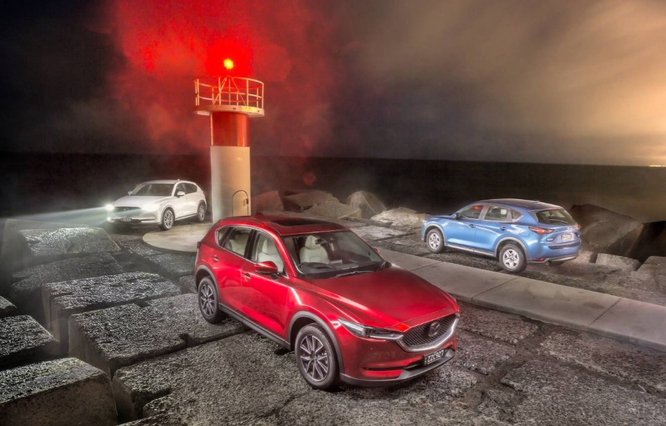 cx-5: price cuts and more power for diesel - mazda cx5 6 - CX-5: price cuts and more power for diesel