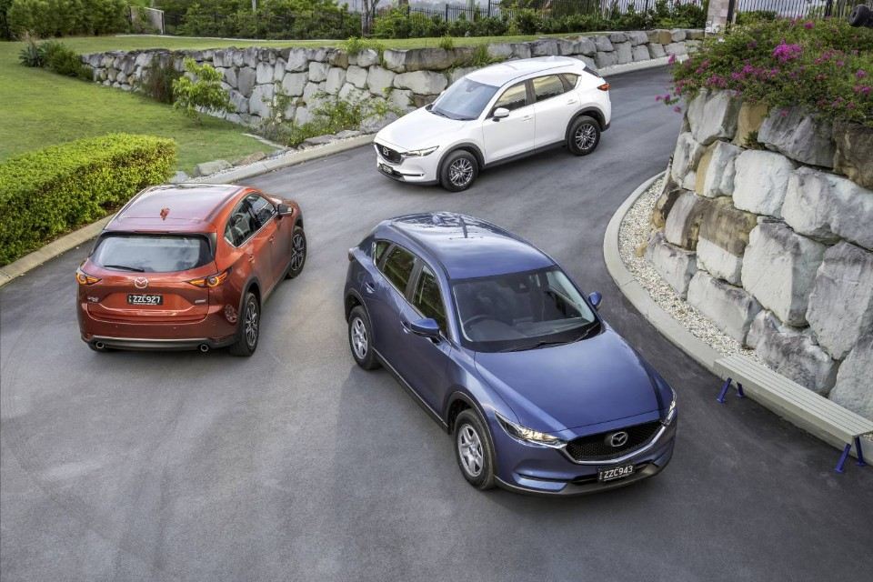 CX-5: price cuts and more power for diesel 5