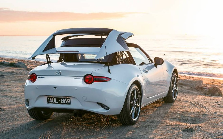 MX-5: the smile costs nothing