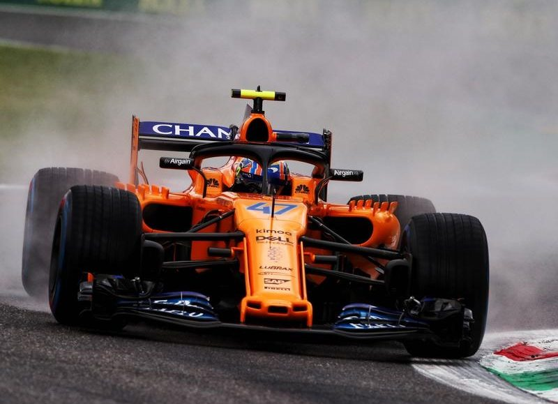 mclaren - mclaren f1 - Orange is the new black for Formula 1