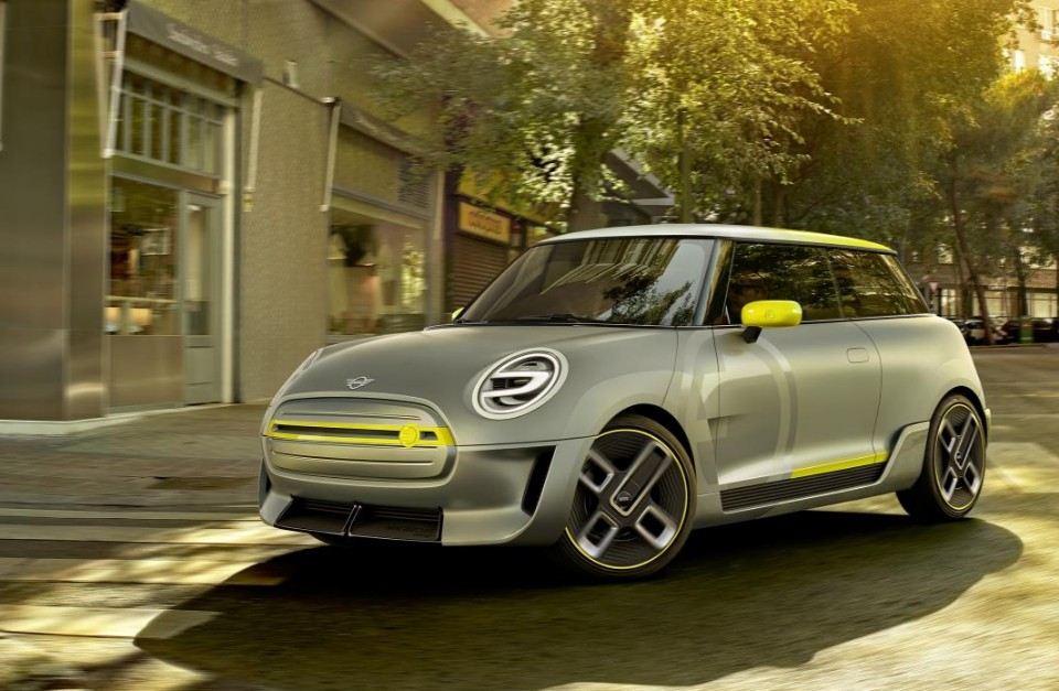 mini - mini electric concept - Mini finds ignorance about EVs and charging
