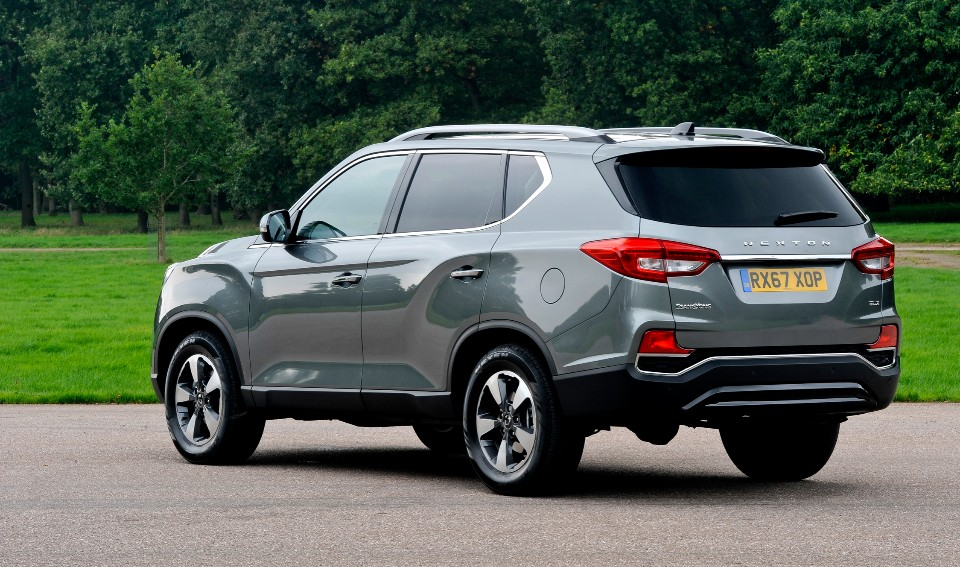 SsangYong back from the brink