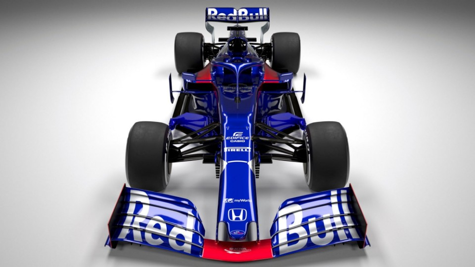 toro rosso - toro rosso f1 car 1 - Toro Rosso lifts lid on design changes