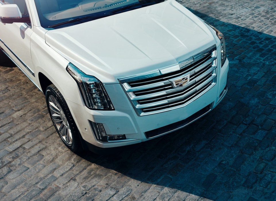 Cars we don't get: Cadillac Escalade