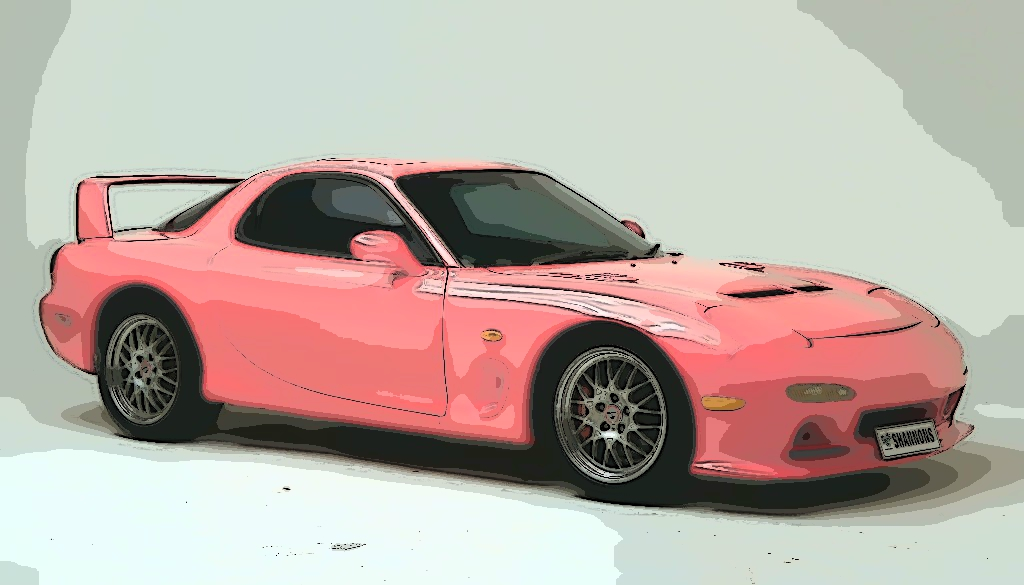 rx-7 - 1995 mazda rx 7 sp feat - Rare race-bred RX-7 up for grabs