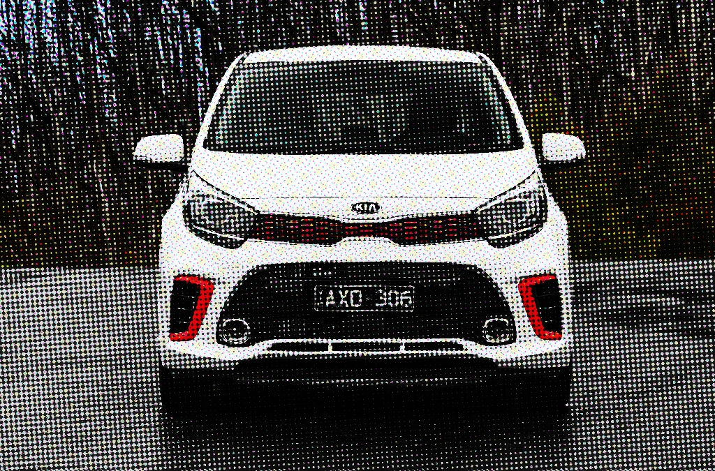 Kia Picanto GT: Splash with dollop of dash