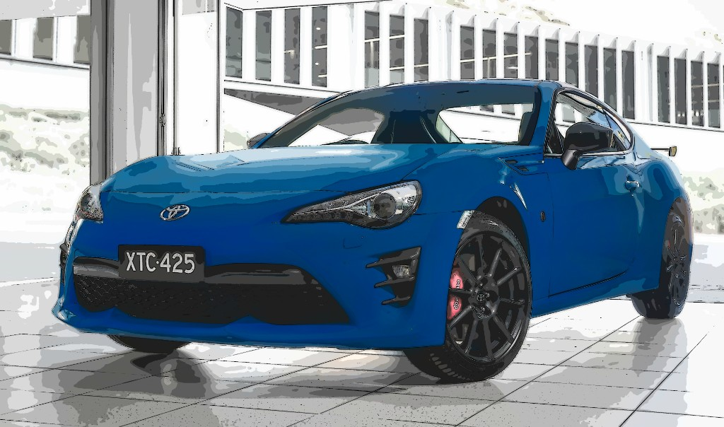 Toyota 86 GTS: Basic, but that's what you pay for