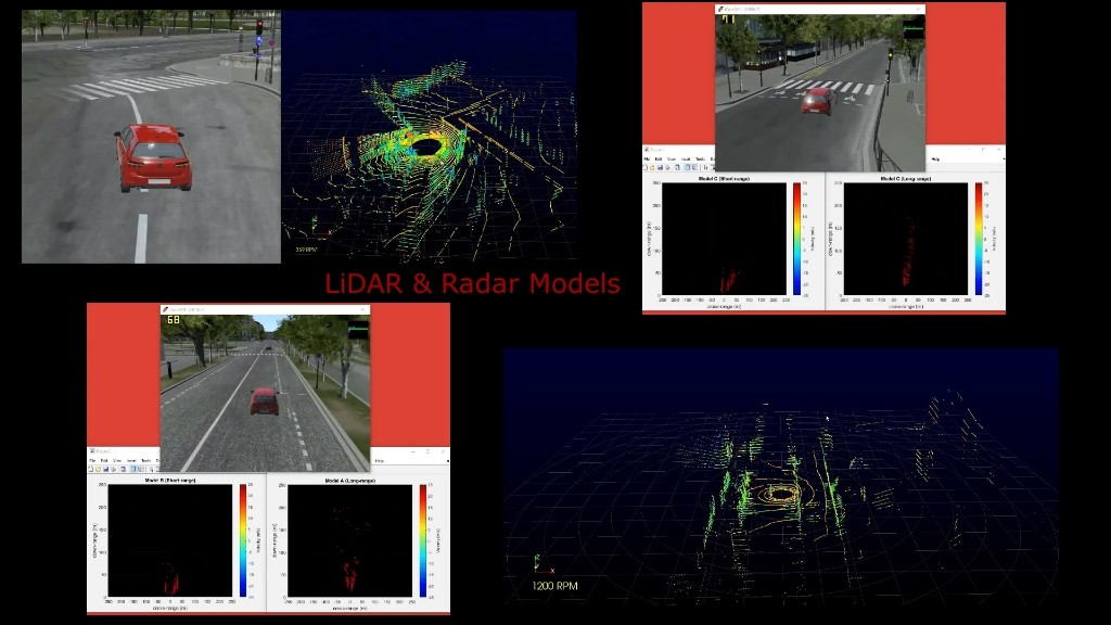 Virtual world created to test self-drive cars