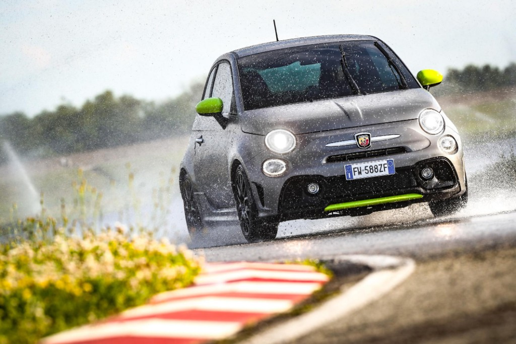 pista - Abarth 595 Pista 06 - Pumped up Pista promises performance
