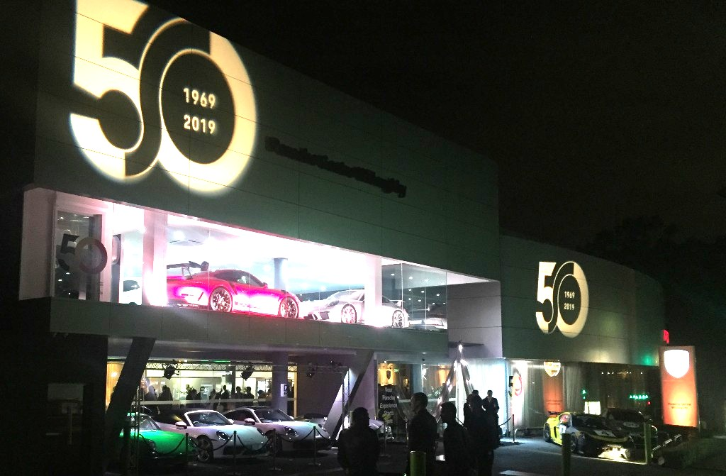 Fast cars and a faster 50 years