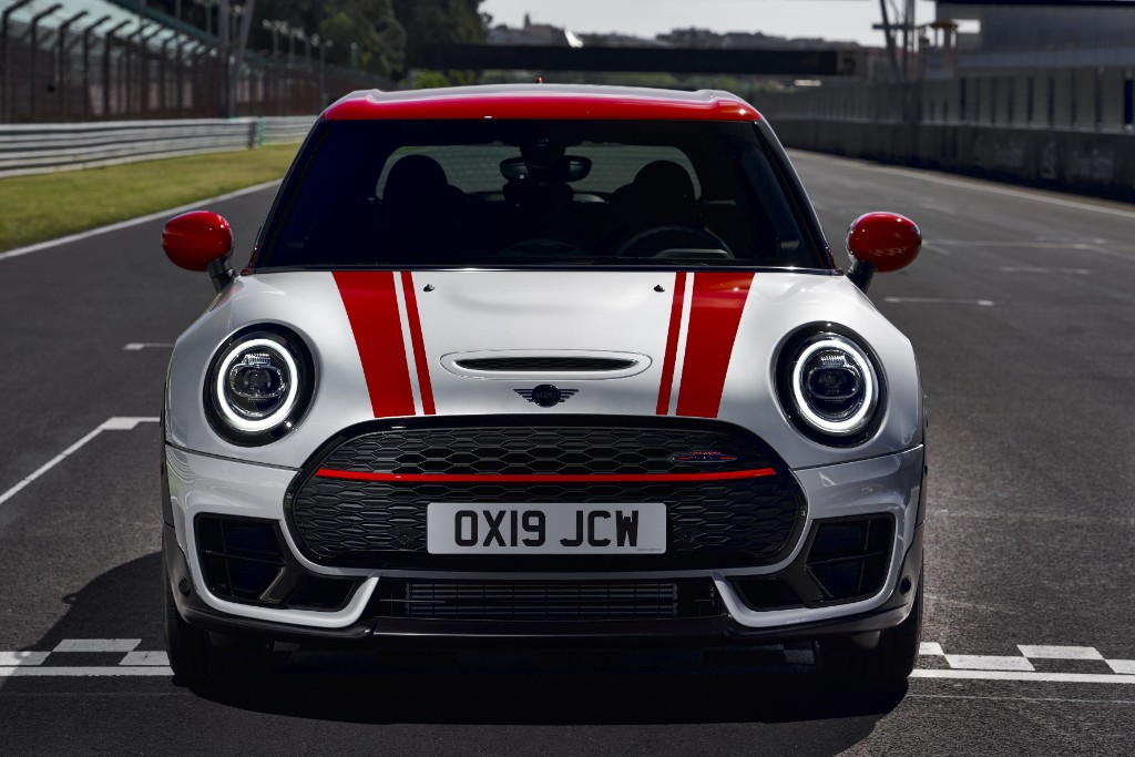 cooper - john cooper works mini  05 - Mini upsizes Cooper with the Works