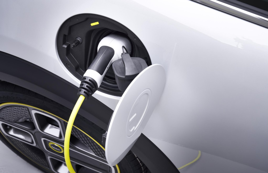 Yay! We're getting the electric Mini