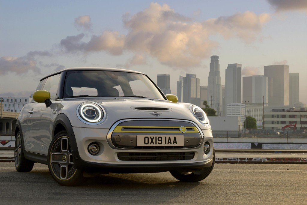 mini - mini cooper se electric 04 - Yay! We're getting the electric Mini