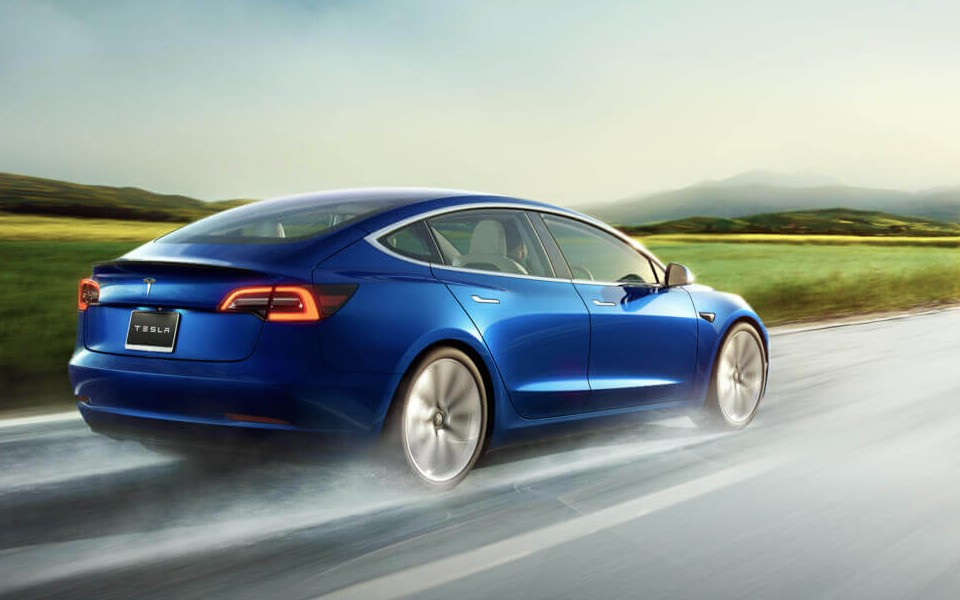 Tesla Model 3: the affordable one