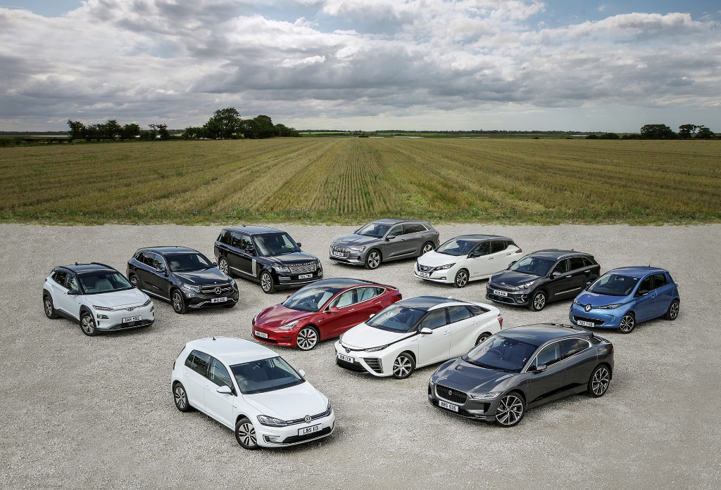 electric - uk electric vehicle range - Electric vehicles the new normal