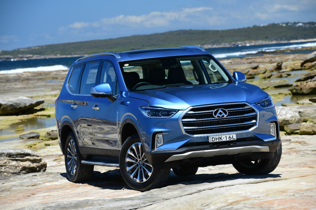 Seven-seat value comes at a price -- LDV's D90