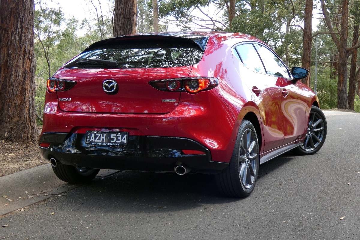 Mazda3: Numbers not so good