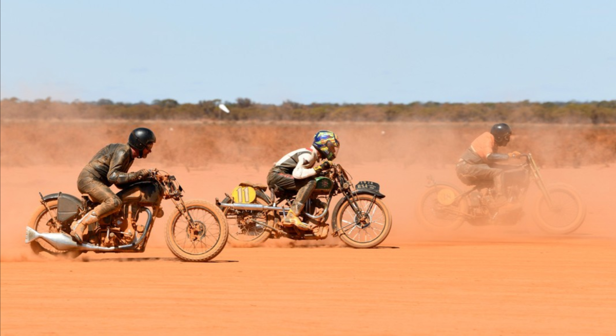 Perkolilli: Dust, determination and the thrill of the race