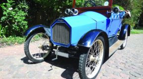 Humber boasts bewildering air-cooled engine