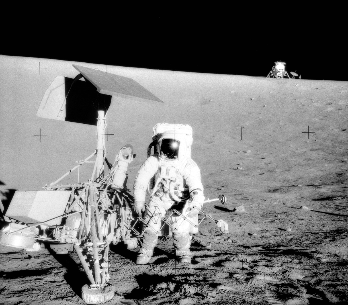 Apollo 12 Surveyor 3
