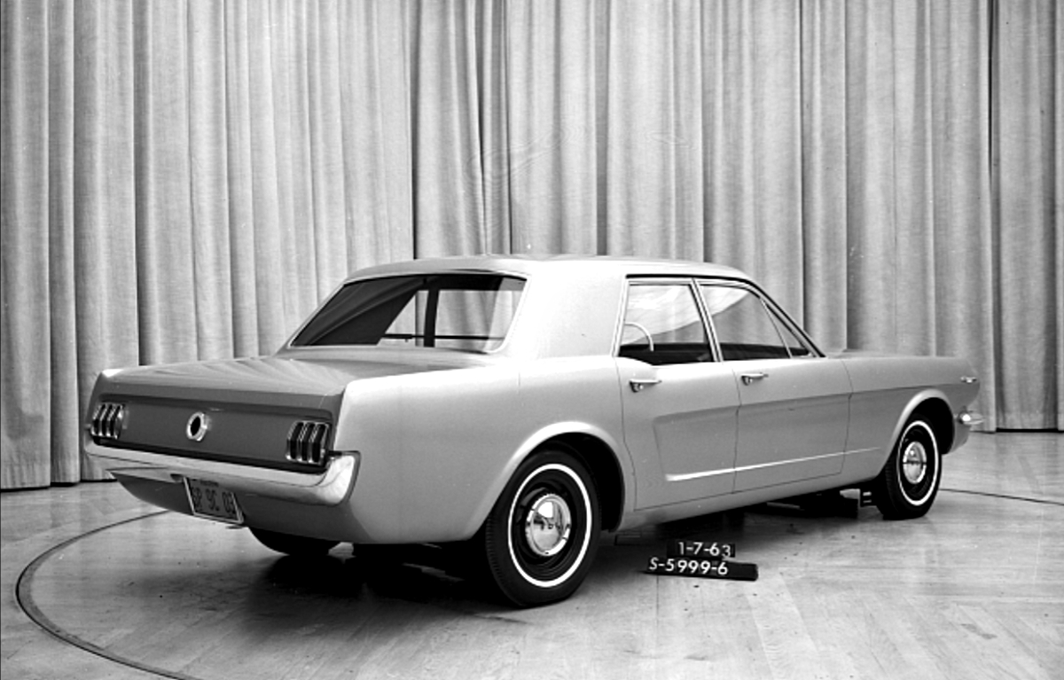Ford's Mach-E Mustang a masterstroke