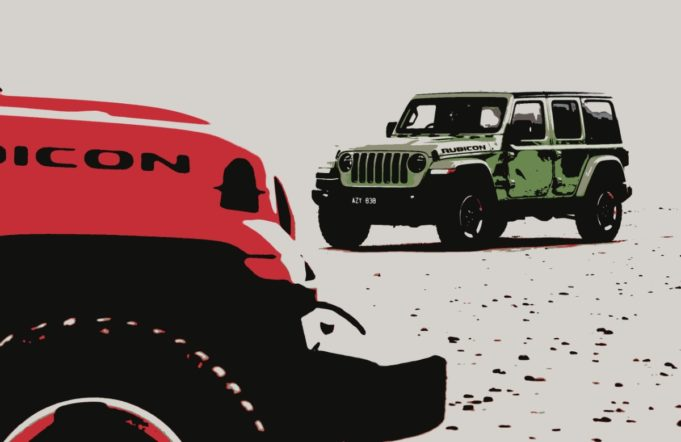 wrangler - Jeep Wrangler Overland feature 681x442 - Jeep Wrangler: Fancy a dirty weekend?