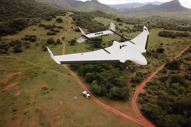 drone - avy winged drone 01 662x442 - Winged drone brings help to remote areas