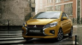 Sporty new Mirage breaks cover