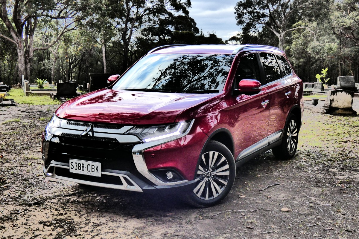 Mitsubishi Outlander: Where to from here?