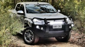 Mitsubishi Triton: Priced to yell!