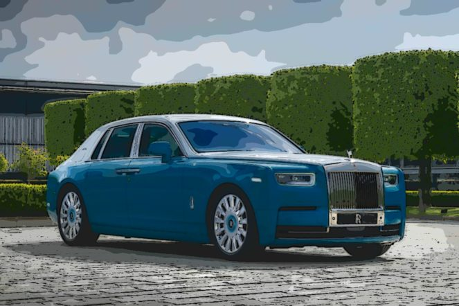 rolls - rollys royce bespoke feature 663x442 - No room for gloom in the high 'Roller' boom