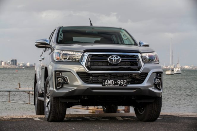 groundhog - toyota hilux 02 663x442 - Groundhog day for cash-strapped car industry