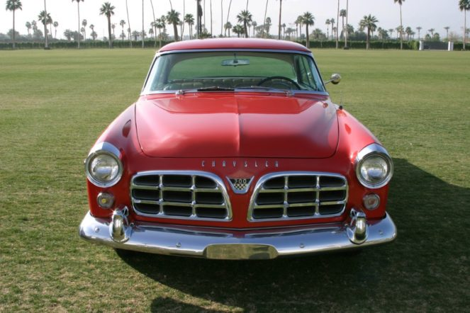 chrysler - 1955 Chrysler 300 01 663x442 - Chrysler's letter perfect cars spelled dollars