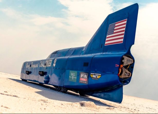 challenger - 1968 challenger 2 streamliner 01 614x442 - Mickey murdered, but Danny up for the Challenger