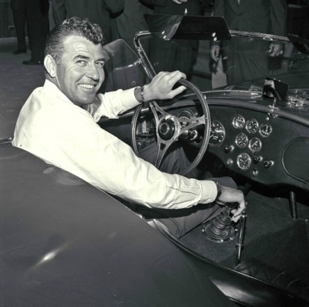 shelby - Carroll Shelby 444x442 - Shelby secret weapon in Ferrari showdown