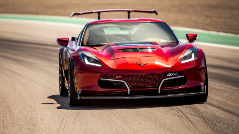 record - Genovation GXE Electric Corvette 780x439 - Whoops, broke that pesky record again!