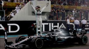 Hamilton could be the one . . .