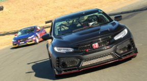 Licence to thrill — race ready Type R