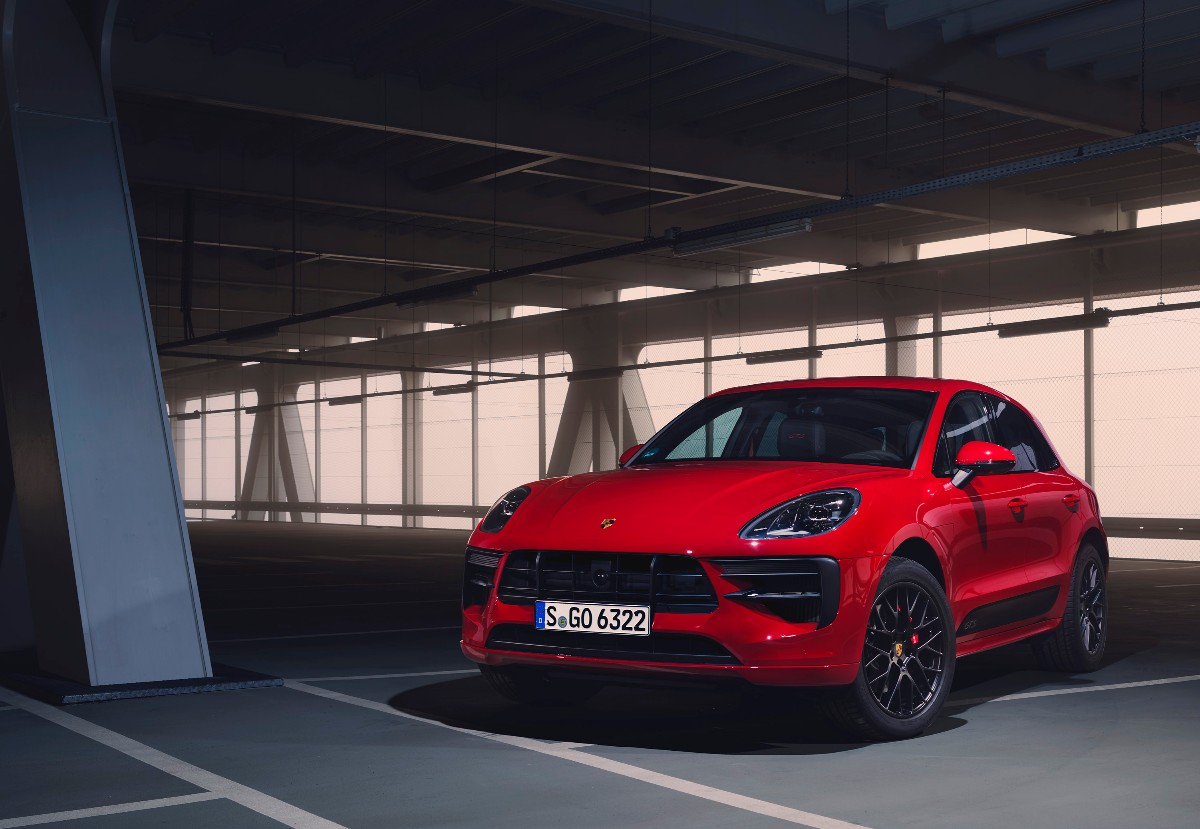 Twin turbo GTS joins Macan lineup